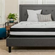 Flash Furniture Capri 10 in Mattress-in-a-Box Innerspring Mattress, King