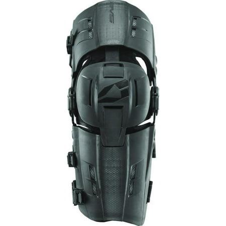 EVS RS9 Knee Brace - Right (Black, (Evs Knee Brace)