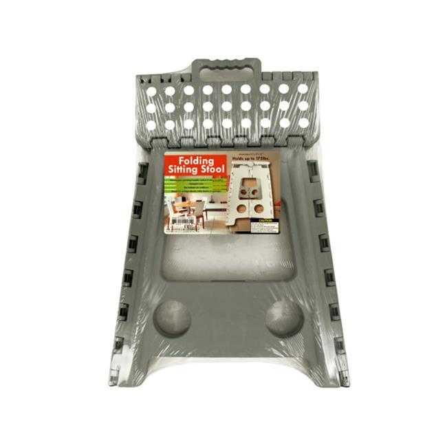 Bulk Buys Of858 3 Folding Sitting Stool With Carrying
