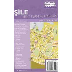 Şile Kent Planı ve Haritası (Sile City Plan and Map)