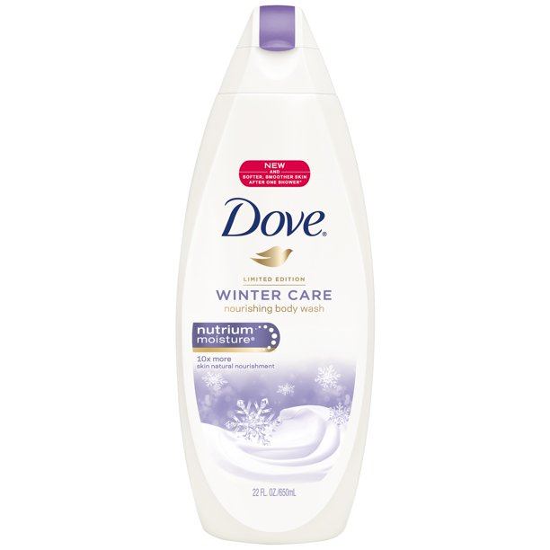 Dove Body Wash Winter Care 22 Oz Walmart Com Walmart Com