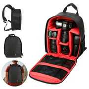Camera Bag Backpack Waterproof for Mirrorless Cameras/Photographers, Large Camera Case Backpack Compatible for Sony Canon Nikon Lens Tripod Accessories Photography, Casual Shoulder Bag for Men Women
