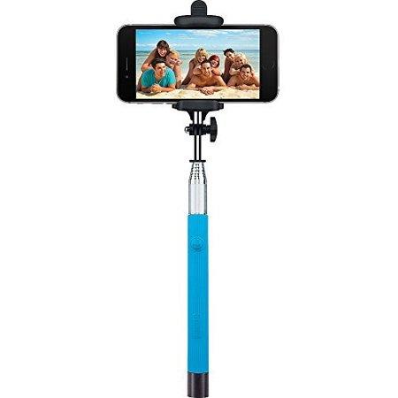 merkury foldable bluetooth selfie stick for phone. Black Bedroom Furniture Sets. Home Design Ideas
