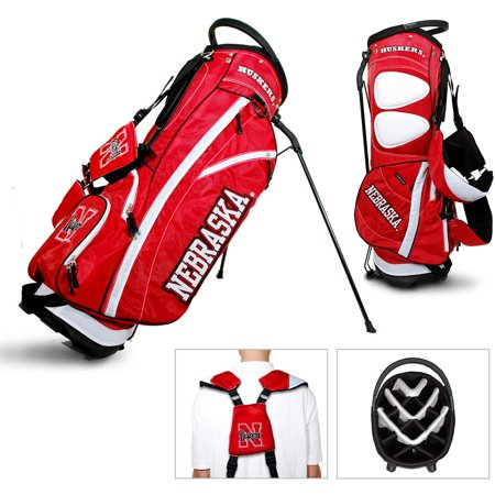Nebraska Fairway Stand Golf Bag (Carolina Stand Golf Bag)