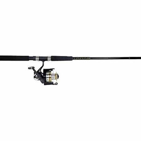 Eagle claw mssb1002ms surf beast 10 39 fishing rod for Fishing rods at walmart