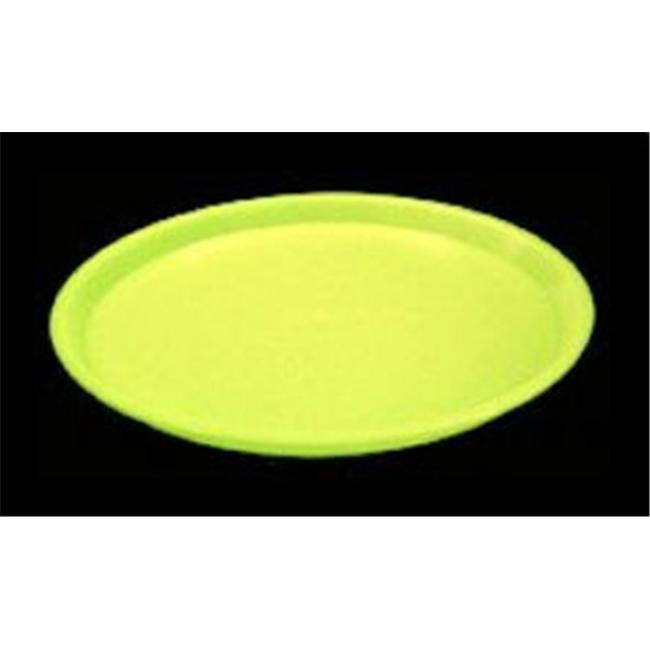 Fortune Products GS-GTRAY-R2 Glow Serving Tray  Round
