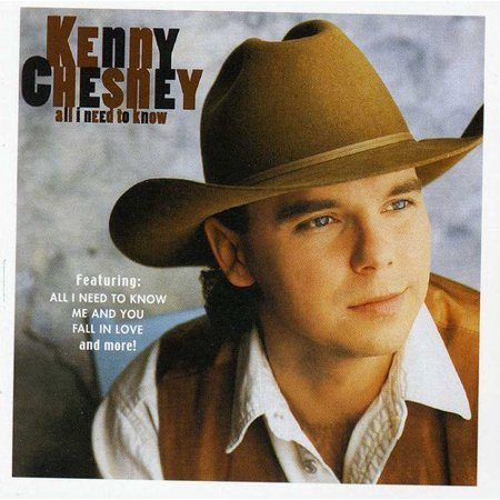 Kenny Chesney - All I Need to Know [CD] (Kenny Chesney Halloween)