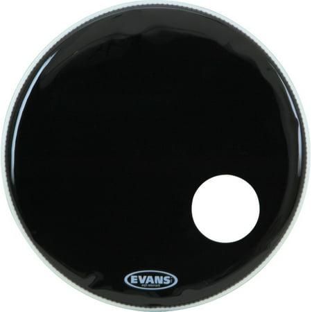 EQ3 Black Resonant Bass Drumhead