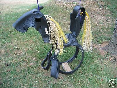 Click here to buy Home Outdoor Garden Patio 200 lbs Capacity Kids Eco-Friendly Classic Pony Turf Real Black   Yellow Tire Horse... by Swing.