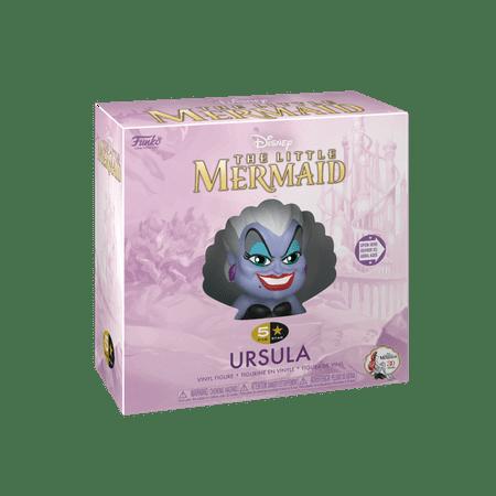 Ursula From The Little Mermaid (Funko 5 Star: The Little Mermaid -)