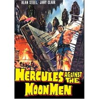 Hercules Against the Moon Men (DVD)