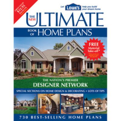 lowe's ultimate book of home plans - walmart