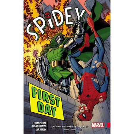 Spidey Vol. 1 : First Day (First Day)