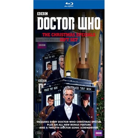 Doctor Who: The Christmas Specials (Blu-ray) ()