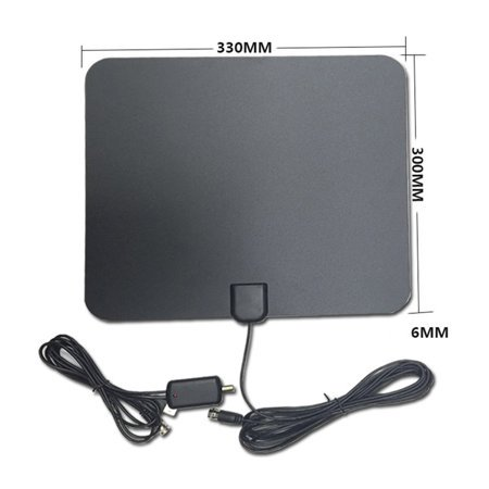 Digital HD TV Antenna with Detachable Amplifier Signal