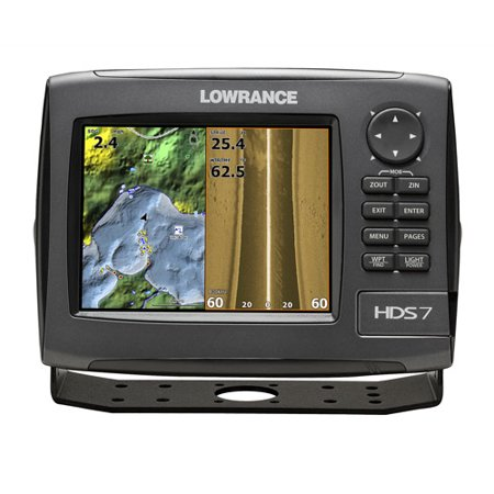 lowrance hds 7 gen2 insight usa 83 200 khz transducer. Black Bedroom Furniture Sets. Home Design Ideas