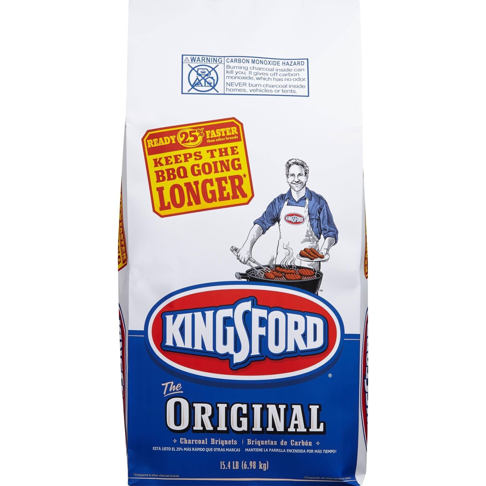 Kingsford Charcoal Briquets, 15.40 lbs