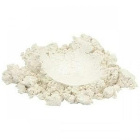PEARL BASICS WHITE LUXURY MICA COLORANT PIGMENT POWDER COSMETIC GRADE 1 OZ (White Powder)