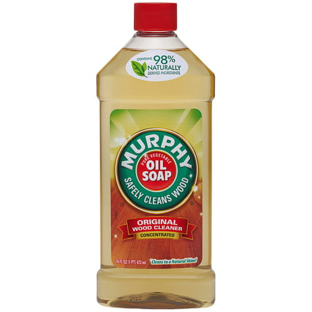 Murphy's Oil Soap Wood Cleaner Concentrate, Original - 16 fluid