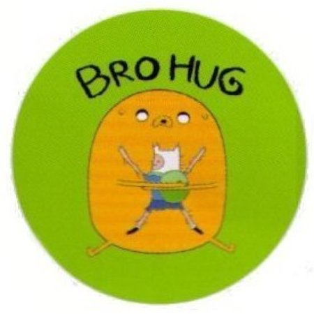 Adventure Time Bro Hug 3
