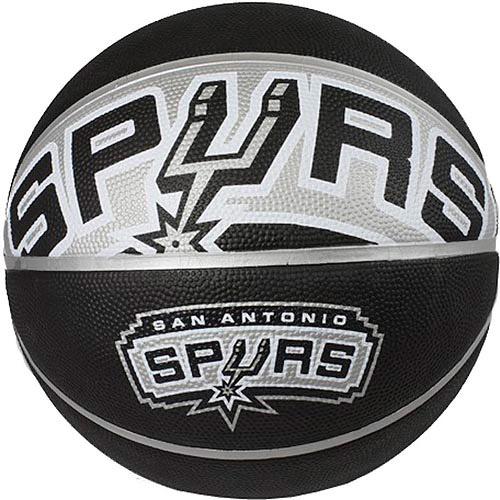 Spalding NBA San Antonio Spurs Team Ball