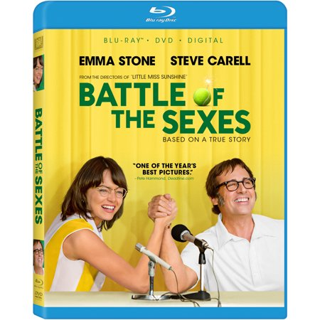 Battle Of The Sexes  Blu Ray   Dvd   Digital