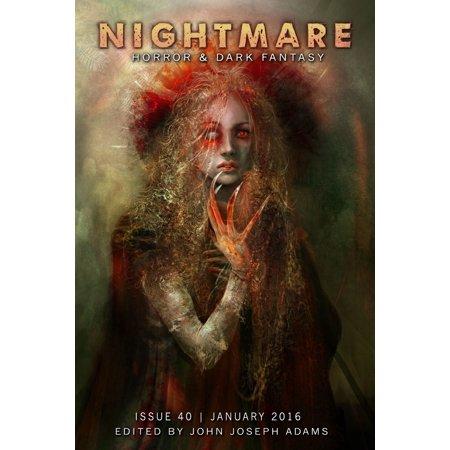 Nightmare Magazine, Issue 40 (January 2016) - eBook