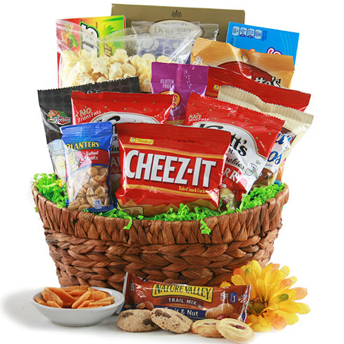 For the Fun of it Snack Gift Basket