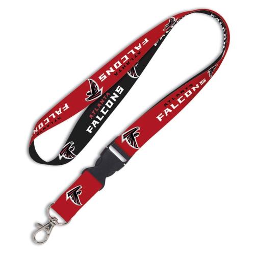 Atlanta Falcons Breakaway Lanyard - No Size