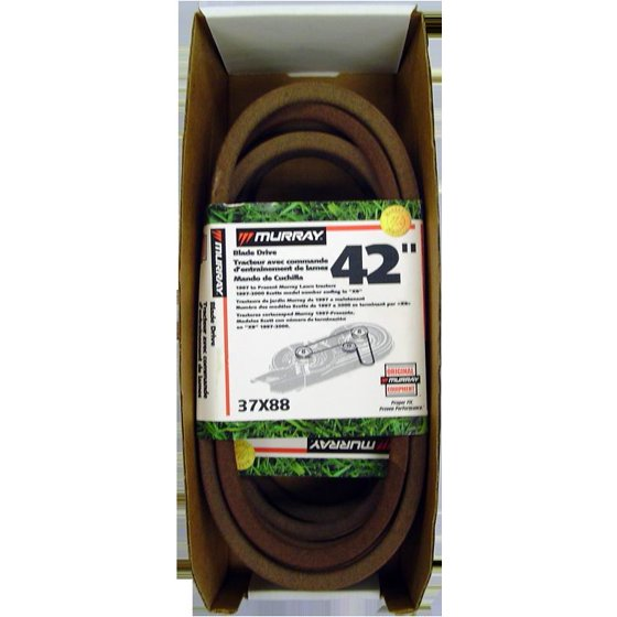 Murray nds 37x88 Mower Belt 037x88MA Units 2010 and Prior on