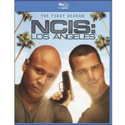 NCIS: Los Angeles The First Season (Blu-ray) (Widescreen) by PARAMOUNT HOME VIDEO