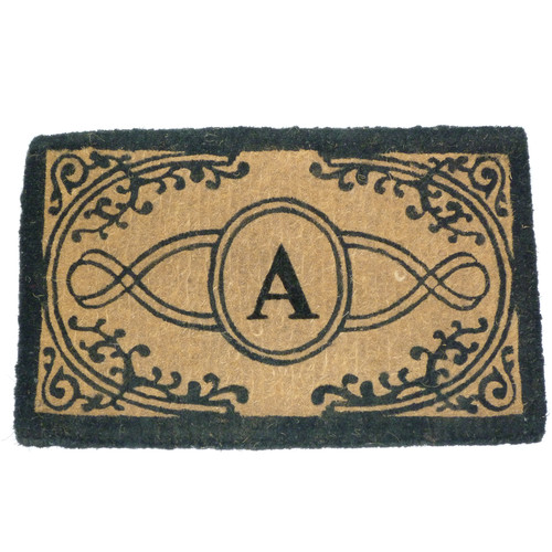 Geo Crafts, Inc Monogram Doormat