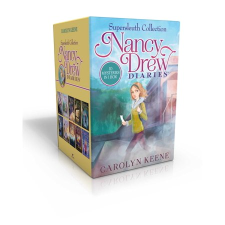 Nancy Drew Diaries Supersleuth Collection Curse Of The Arctic Star