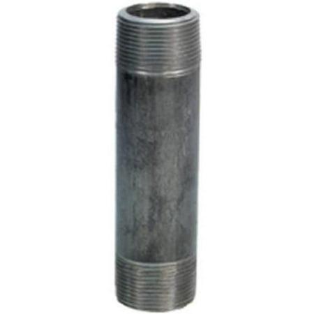Anvil International 8700145157 2 x 12 in. Steel Pipe Fitting Black Nipple - image 1 de 1