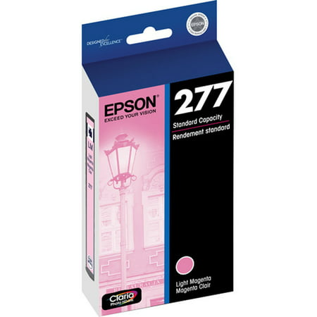 Epson 277, Light Magenta Ink Cartridge