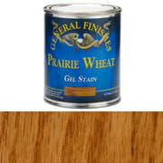 General Finishes Oil Based Gel Stain (Prairie Wheat, Pint)
