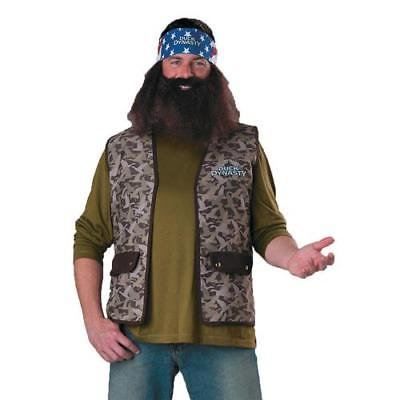 IN-13638325 Duck Dynasty Willie Costume For Adults for $<!---->