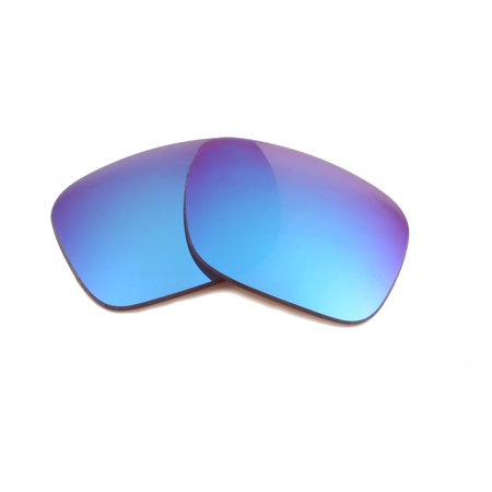 Replacement Lenses Compatible with SPY OPTICS DISCORD Polarized Ice Blue Mirror (Spy Optic Discord)