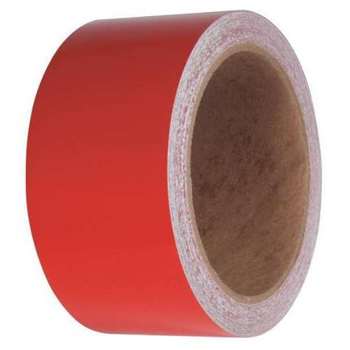 "Red Reflective Marking Tape, Value Brand, 15C1032""W"