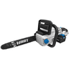 HART 40-Volt Cordless Brushless 14-inch Chainsaw Kit (1) 4.0Ah Lithium-Ion Battery