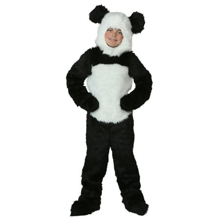 Child Deluxe Panda Costume](Panda Costume Homemade)