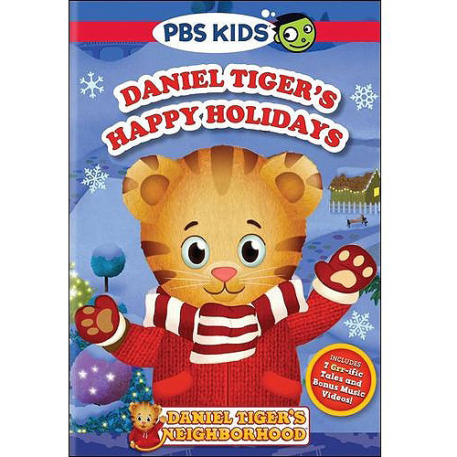 Daniel Tiger's Neighborhood: Daniel Tiger's: Happy Holidays