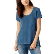 Alternative Women's Favorite Washed Slub T-Shirt, Vintage White, XSmall