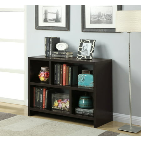 Featuring Console (Convenience Concepts Northfield Console Table with Shelves, Multiple Colors)