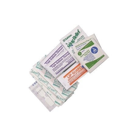 Mini Wound Pack, Contains common first aid needs By Best Glide