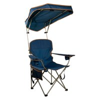 Quik Chair Quik Shade Max Shade Folding Chair - Navy
