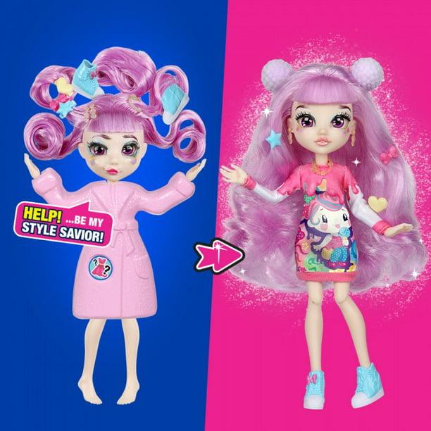 "FailFix Dolls Kawaii Q-tee Total Makeover Doll 8.5"" Fashion Doll *NEW*"
