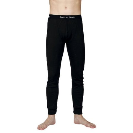 Large Thermal (BACK ON TRACK Men's Long Johns Heat Therapy Relieves Aches Pains Large )