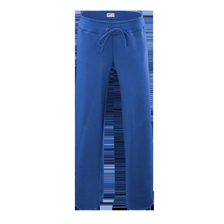 Cotton Hooded Rugby (Girls Rugby Cotton Poly Sweat Pant, True Royal -)