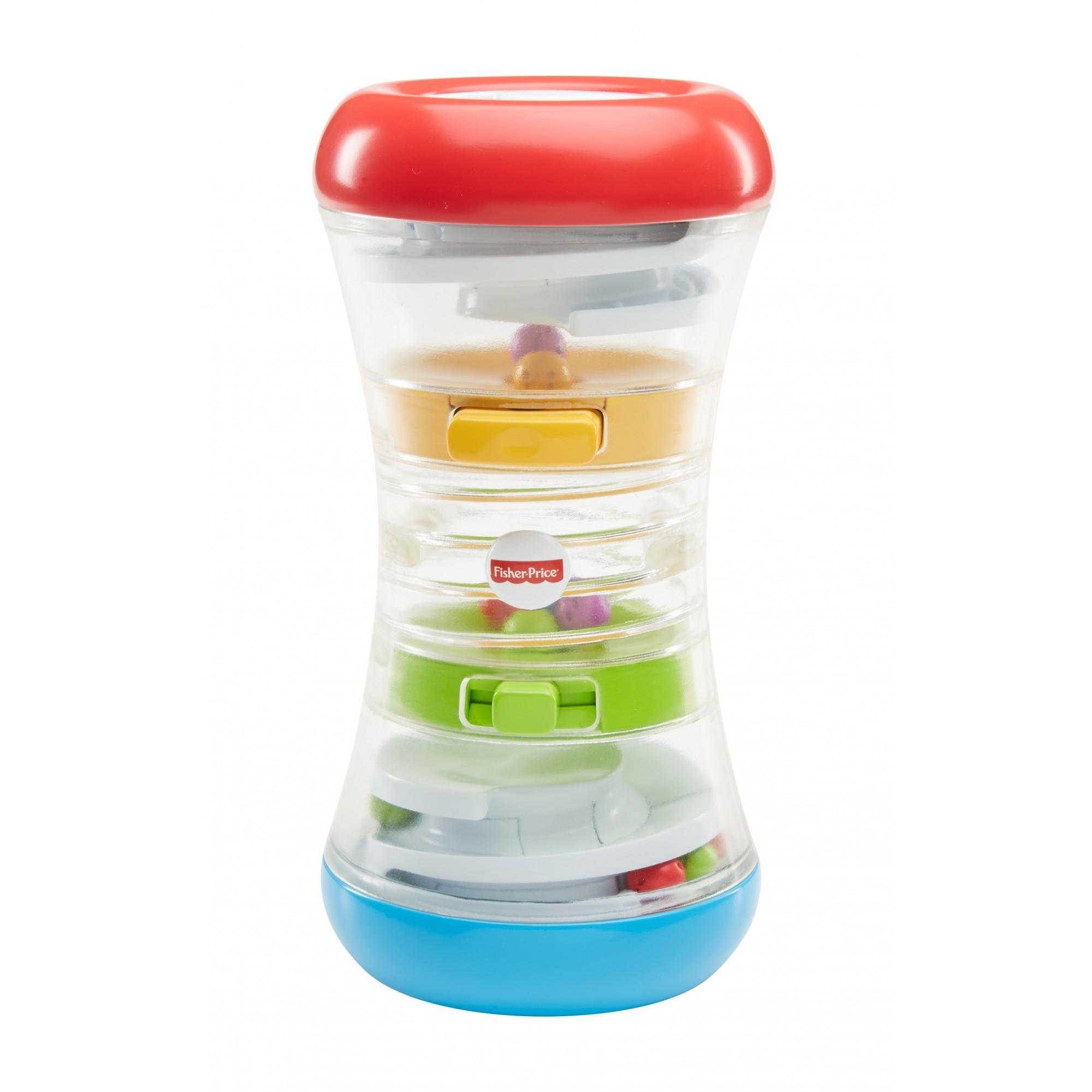 Fisher Price 3-In-1 Crawl Along Tumble Tower by Fisher-Price